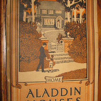 Antique Aladdin Houses Catalog - Books