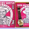 1948 Gene Autry Wilane Watch & Box