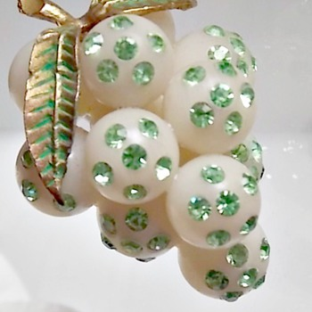 Forbidden Fruit ~Austrian Jewelry~  - Costume Jewelry