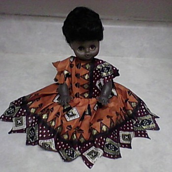 BLACK BABY DOLL - Dolls