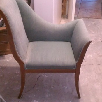 Mid century unusual chair - what is it?
