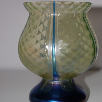 Kralik or Loetz glass ? Any idea ?  - Art Glass