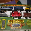 DURANGO EXPRESS G GAUGE TRAIN SET #37240