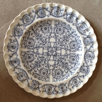 W.T. Copeland & Sons Rome plate - China and Dinnerware