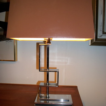 Art Deco / Moderne Lamp