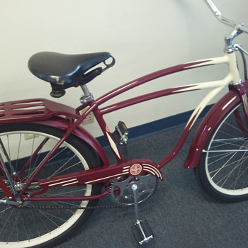 Schwinn bike...