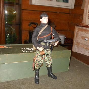 GI Joe Kit Bash Sabotage Palitoy Ultimate Soldier