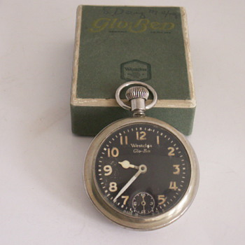 Westclox Glo-Ben - Pocket Watches