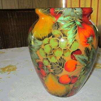 Webb Vase - Art Pottery