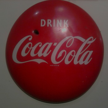 "36"" Coke Button"
