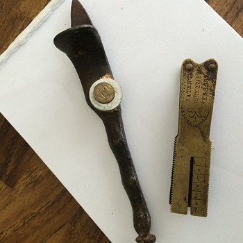 Unidentifed Antique Tools - Tools and Hardware