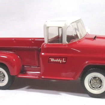 Buddy L Pickup