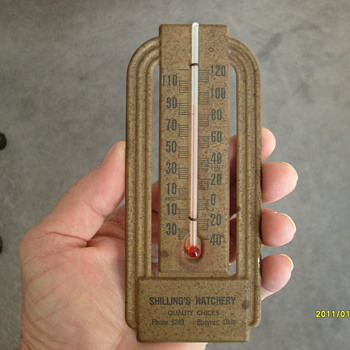 Small Thermometer (Story) - Advertising