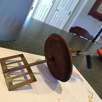 Great Grandma's mystery kitchen tool