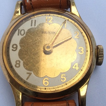 Antique looking watch