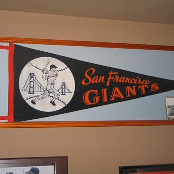 Giants Wall of Fame