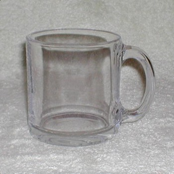 Glass Coffee Mug - Kitchen