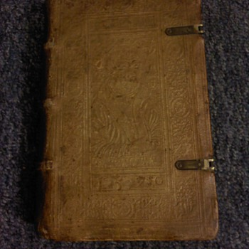 Book published 1568, no clue what it is(SOLVED!) - Books