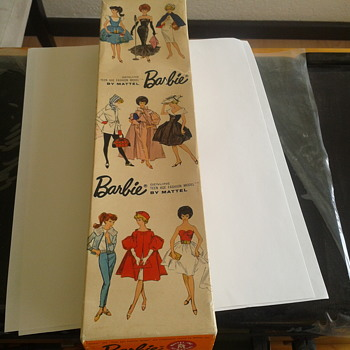 BARBIE 1960's BUBBLE CUT INSPIRED TO POST BY READING MANIKIN'S POST