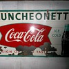 Vintage Coca-Cola Sign