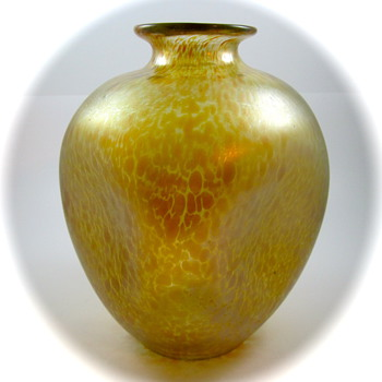 Candia Papillon Serie II, Form Nr. 39 - No, it's not a Honeybaked ham :) - Art Glass