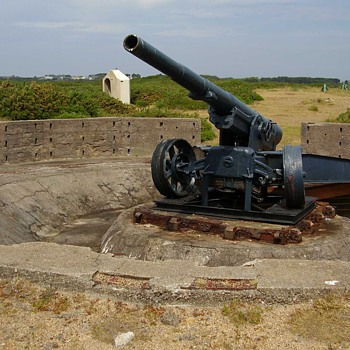 The Lost Guns of Jersey #2 - Military and Wartime