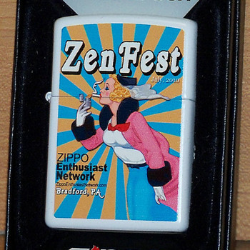 ZenFest Zippo