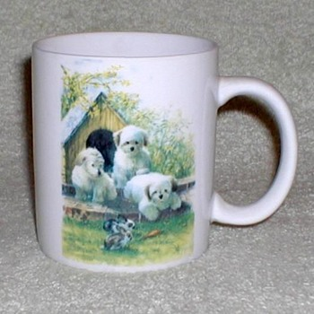 Puppies - Coffee Mugs Set
