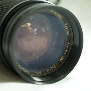 Vivitar 35-105mm Macro Focusing Zoom
