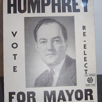 Humphrey For Mayor