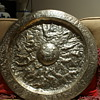 Antique Metal Shield