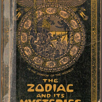 "1923 - ""The Zodiac and Its Mysteries"""