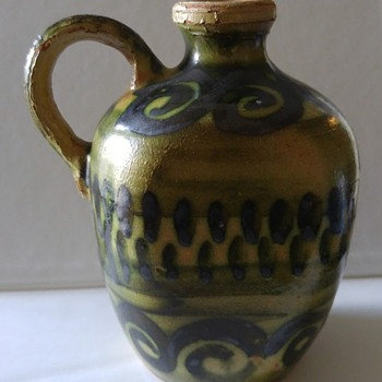 German Pottery - Pottery
