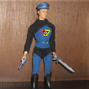 Captain Action Ideal's Answer to GI Joe