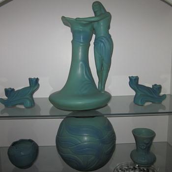 Van Briggle Pottery - Art Pottery