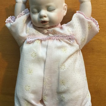 "J. Withers Wind Up Baby Doll ""TIMOTHY"""