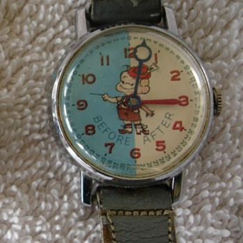 One  Really Rare Piece... Child&#039;s Sovereign Watch - Wristwatches