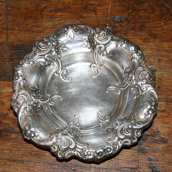GORHAM STERLING SILVER ASHTRAY - Sterling Silver