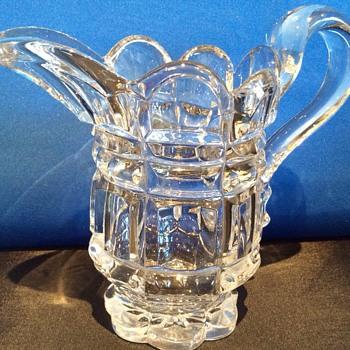 Stunning glass jug