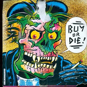 BUY or DIE! Ralph Records - Records