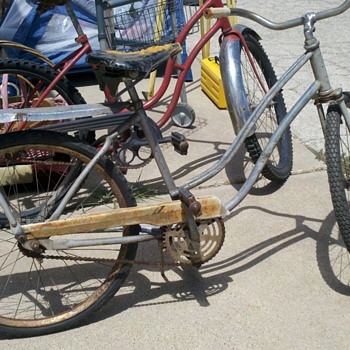 Just a old bike that I came across
