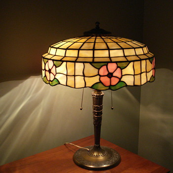 Who made this lamp? - Lamps