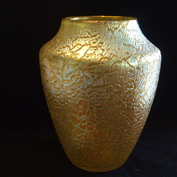 I Need Help with LOETZ VASE-Please! - Art Glass