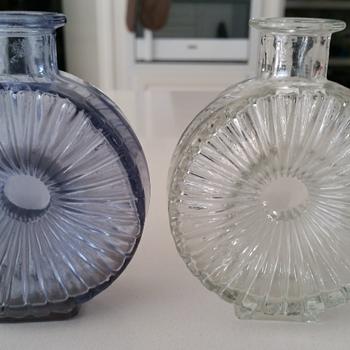 Riihimaki Helena Tynell Sun Vases