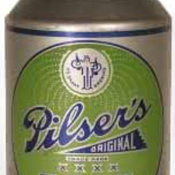 Conetop beer cans - Breweriana