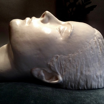 Grace Kelly Life Mask
