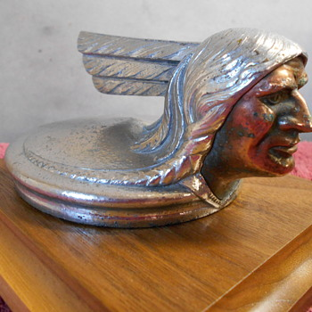 Chief Pontiac radiator cap