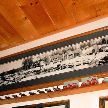 Big Long Photo of Lake Arrowhead Village - Photographs