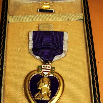 My grandfathers medal