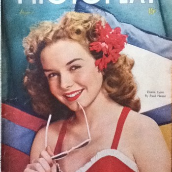 Photoplay - August 1945 - Paper